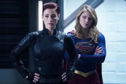 Kara ma problem z byłą przełożoną. Supergirl – zdjęcia z kolejnego odcinka