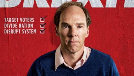 Brexit – Benedict Cumberbatch namawia do Brexitu na nowym plakacie filmu