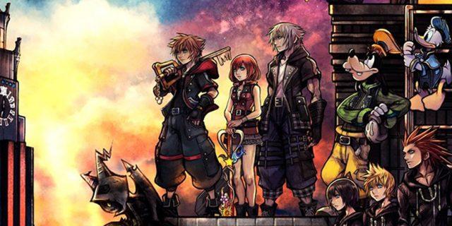 Czy Kingdom Hearts III to udana gra? Pierwsze oceny trafiły do sieci