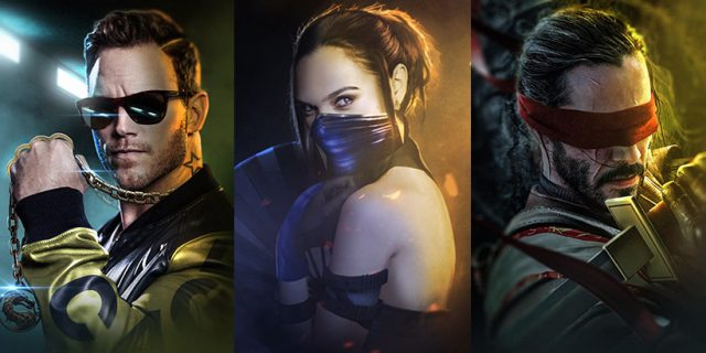Piękna Gal Gadot jako Kitana i inni. Mortal Kombat 11 – zobacz fanarty
