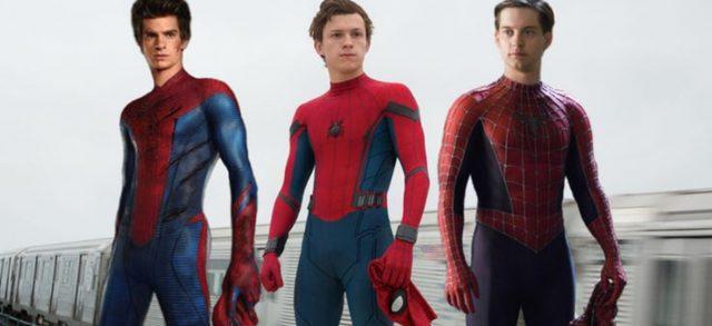 Spider-Man Uniwersum – Maguire, Garfield i Holland wśród Pajączków? Taki był plan