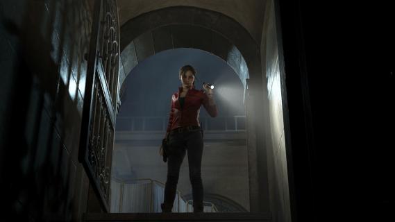 Resident Evil 2 już z klasycznymi strojami bohaterów