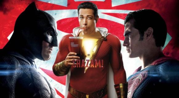 Shazam! – opis drugiego zwiastuna zapowiada nawiązanie do Batman V Superman