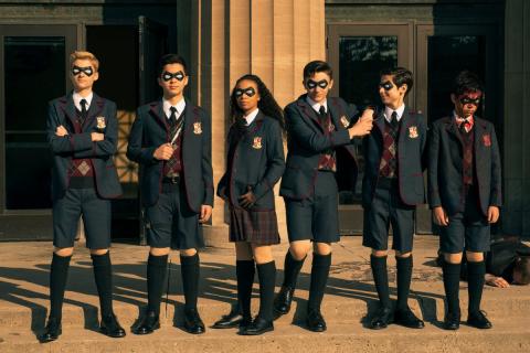Będzie 2. sezon The Umbrella Academy. Wideo potwierdza