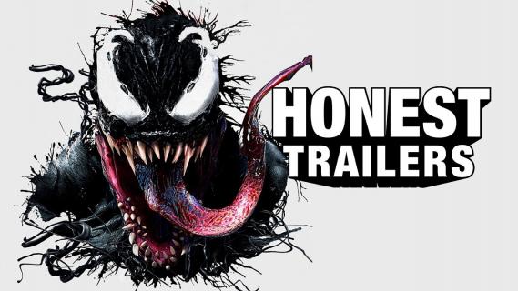 Szczery zwiastun filmu Venom