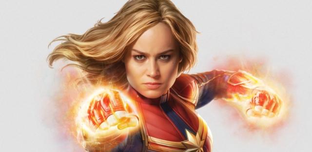 Recenzje Kapitan Marvel już w sieci. Krytycy wyjątkowo podzieleni