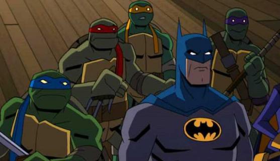 Batman vs. Teenage Mutant Ninja Turtles – zwiastun filmu animowanego DC