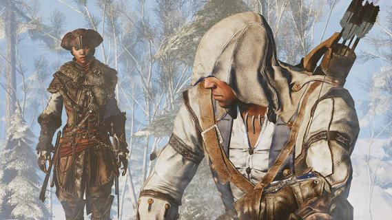 Assassin's Creed III Remastered oficjalnie potwierdzony na Nintendo Switch