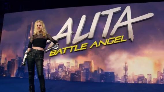 Alita: Battle Angel – Cameron zbudował protezy postaci dla dzieci po amputacjach