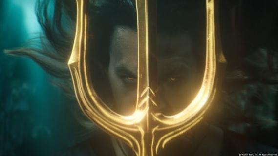 Aquaman ma szczery zwiastun
