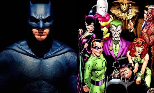 Ilu złoczyńców w The Batman? Wygląda na to, że przynajmniej 4