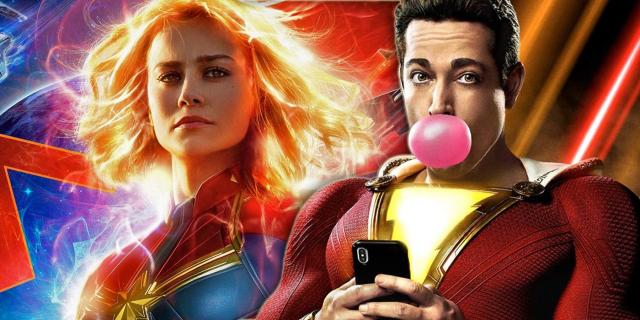 Shazam! – Zachary Levi bronił Kapitan Marvel przed trollami. Teraz tłumaczy, dlaczego