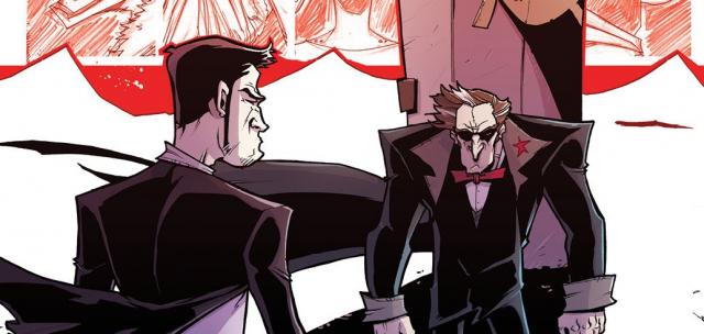 Chew #10: Krwawa kiszka – recenzja komiksu