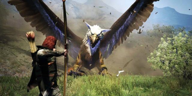 Dragon's Dogma: Dark Arisen – tak gra wygląda na Nintendo Switch. Zobacz galerię