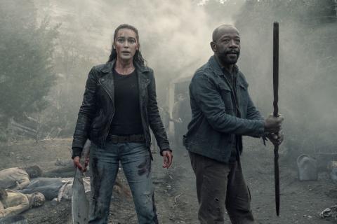 Fear the Walking Dead: sezon 5, odcinek 1 i 2 - recenzja
