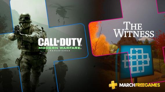 Marzec w PlayStation Plus to dwie świetne gry na PlayStation 4
