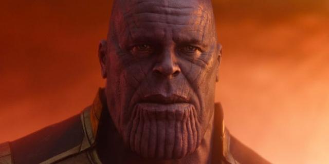 Avengers: Wojna bez granic – Thanos mógł mieć inny kostium. Zobacz grafikę