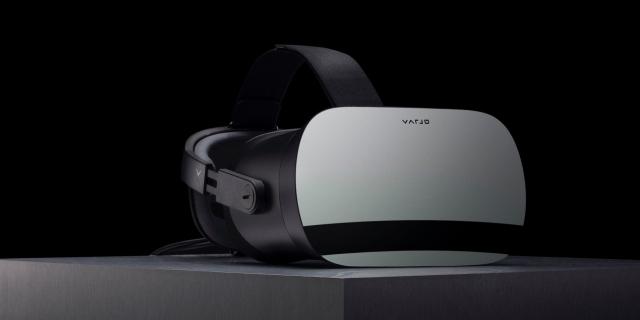 Varjo – gogle VR o rozdzielczości ludzkiego oka
