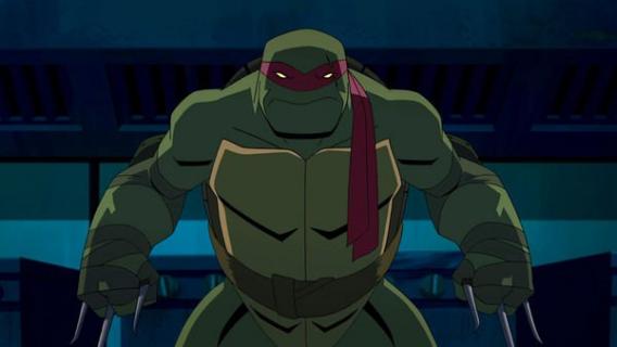 Batman i Wojownicze Żółwie Ninja razem w animacji. Pierwsze zdjęcie