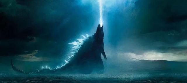 Godzilla 2: Król potworów – monstrum niszczy okładkę magazynu. Świetna grafika [ZDJĘCIE]