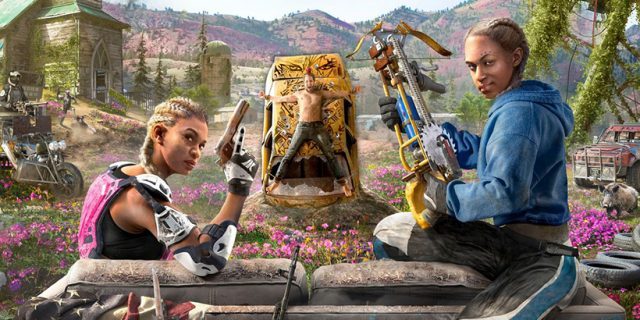 Far Cry: New Dawn – recenzja gry