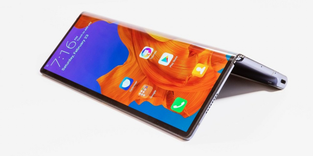 Huawei Mate X odpowiedzią na Galaxy Folda