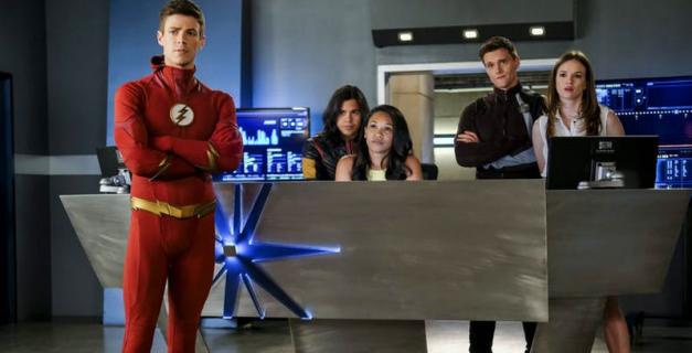 Flash – jedna z gwiazd serialu może odejść po 5. sezonie
