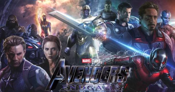 Avengers: Koniec gry – plakat jak ten z filmu Wojna bez granic. Oto fanart