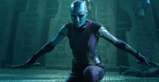 Karen Gillan w MCU nie tylko jako Nebula? Aktorka chciałaby stanąć za kamerą