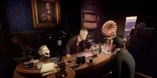 Metamorphosis to polska gra inspirowana twórczością Franza Kafki. Zobacz zwiastun