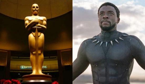 Jeśli Czarna Pantera dostanie Oscara, przemówi nie tylko Kevin Feige