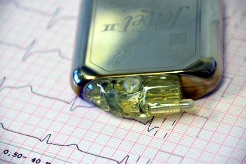 Zaprojektowano elektroniczne implanty zasilane przez serce