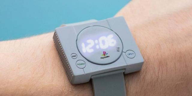 PlayStation na nadgarstku. Wyjątkowy zegarek dla fanów konsoli