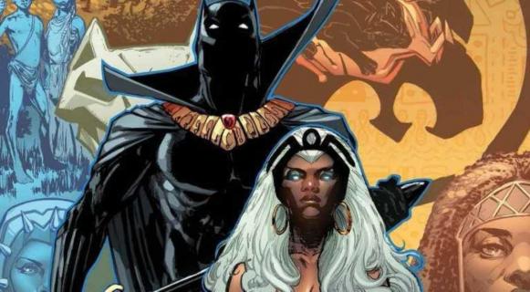 Czarna Pantera – Storm z X-Men jako Królowa Wakandy w MCU? Zobacz fanart