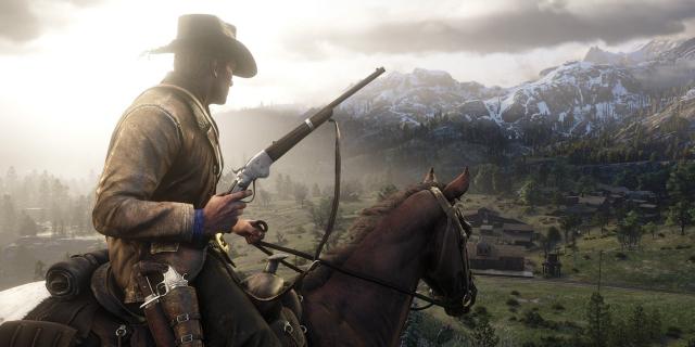 Red Dead Redemption 2 – tryb online z dużą aktualizacją