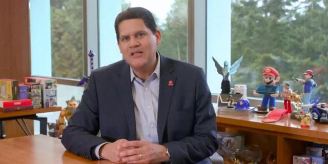 Reggie Fils-Aime rezygnuje z roli prezesa Nintendo of America. Zastąpi go Doug Bowser