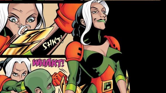 Stargirl – Meg DeLacy antagonistką w nowym serialu DC
