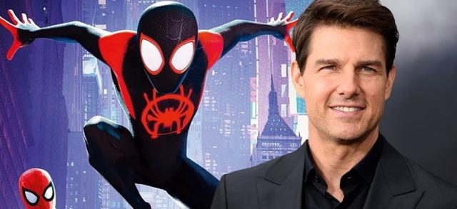 Spider-Man Uniwersum – Tom Cruise i James Cameron mieli podłożyć głosy