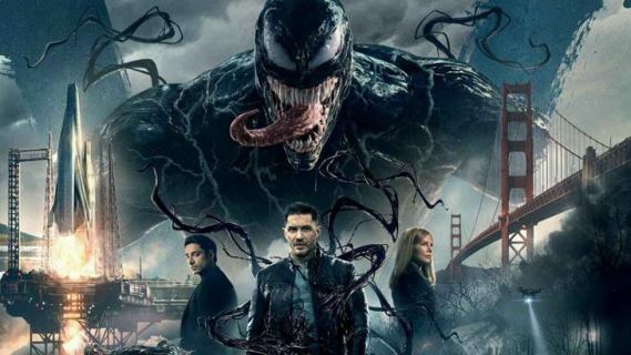 Venom w filmie mógł wyglądać inaczej. Dziwaczny symbol na ciele
