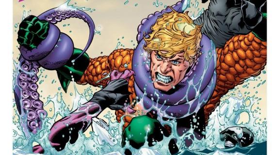 Aquaman #03: Korona Atlantydy – recenzja komiksu