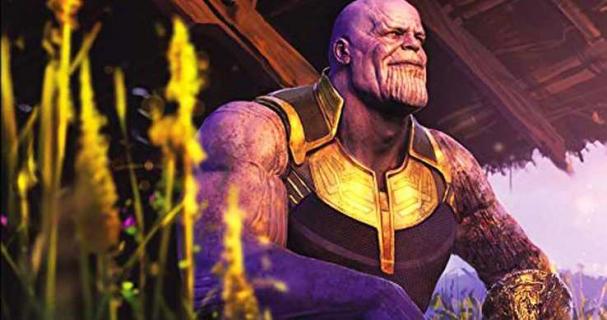 Avengers: Koniec gry – Thanos ma własny raj. Oto oficjalna grafika