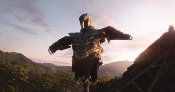 Avengers: Endgame - czas trwania bez napisów końcowych. Nowy plakat