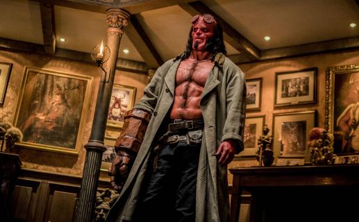 Hellboy – w filmie nie zabraknie efektów praktycznych. Zobacz wideo