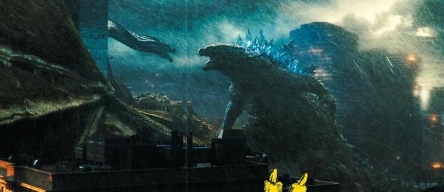 Godzilla 2: Król potworów - Tytani walczą w spocie. Posłuchajcie ścieżki dźwiękowej