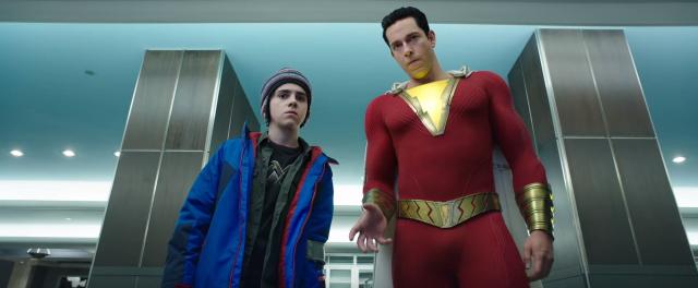 Shazam! – zmiana strategii w uniwersum DC nie wpłynęła na film. Producent o tonie DCEU