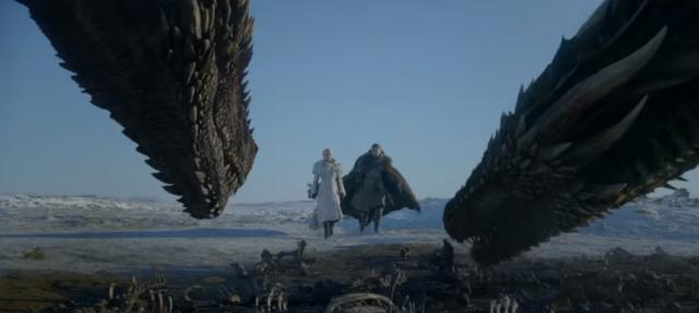 Gra o tron - gwiazdy serialu we wspominkowych wideo zapowiadających 8. sezon