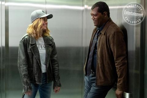 Kapitan Marvel miała pojawić się w filmie Avengers: Czas Ultrona