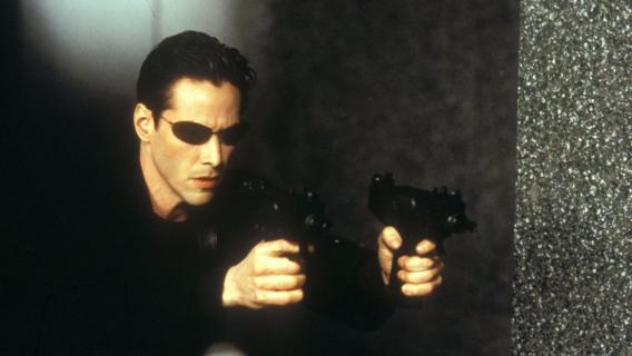 Matrix 4 w planach? Tak twierdzi reżyser Johna Wicka 3