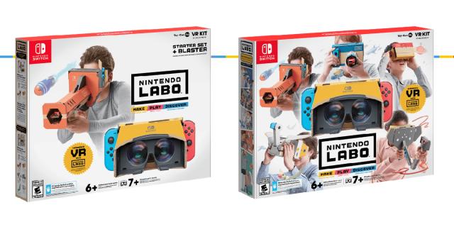 Nintendo (po raz kolejny) wypuści gogle VR