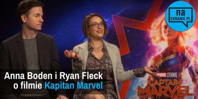 Kapitan Marvel – reżyserzy opowiadają nam o filmie MCU. Zobacz wideo wywiad